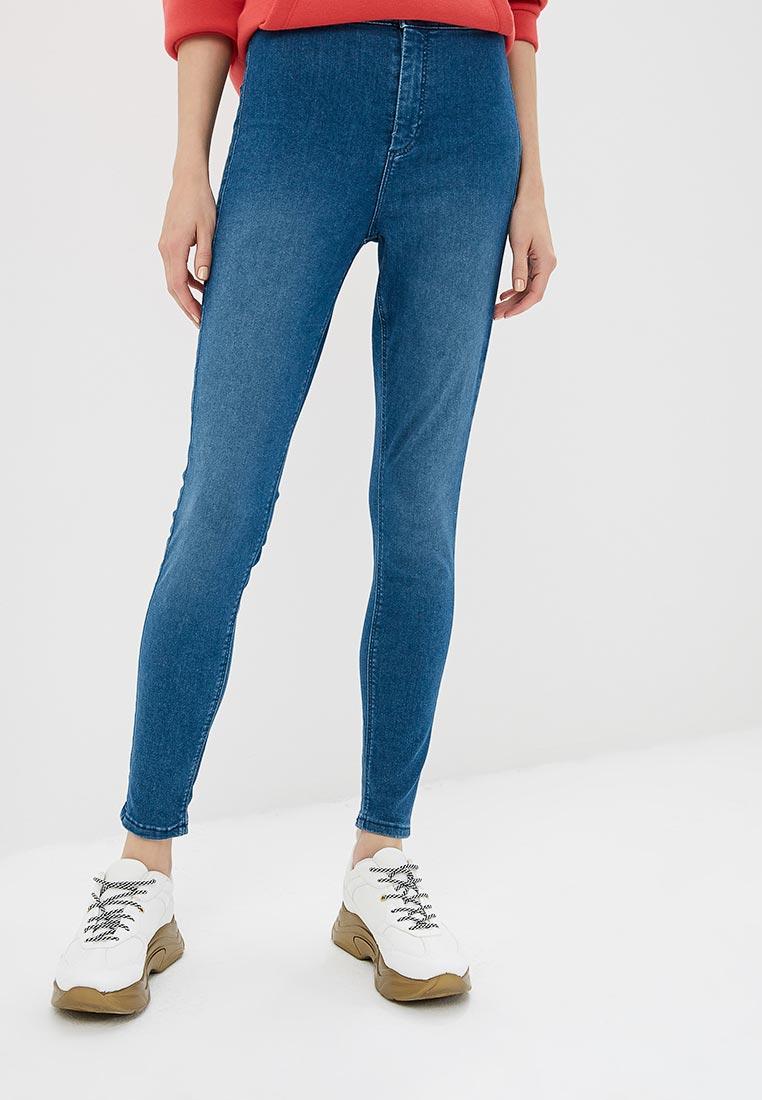 Зауженные джинсы Topshop (Топ Шоп) 02J03PBLG