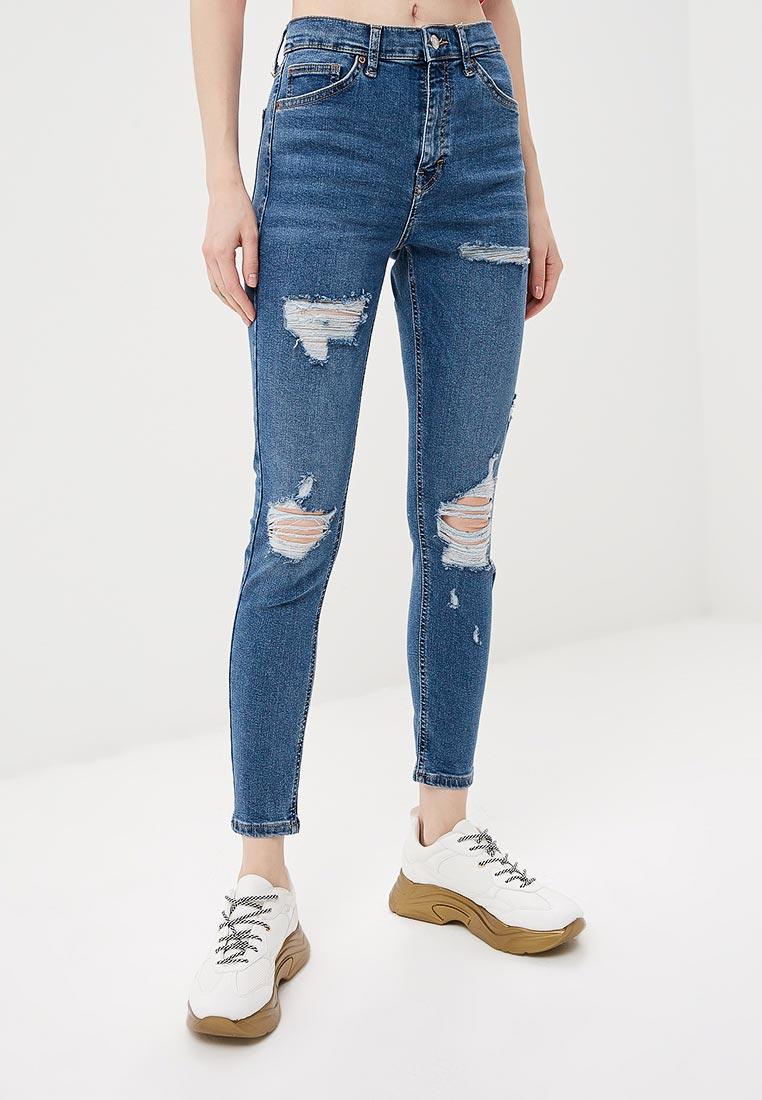 Зауженные джинсы Topshop (Топ Шоп) 02K02PMDT