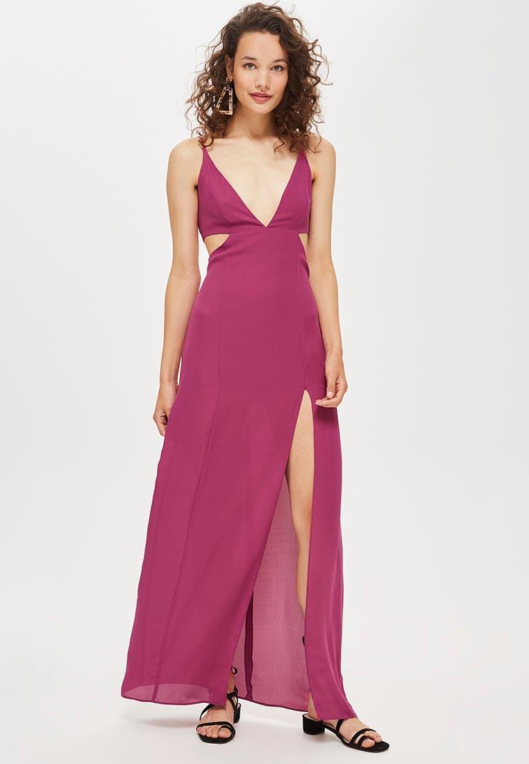 Женские платья-сарафаны Topshop (Топ Шоп) 10T06PPLM