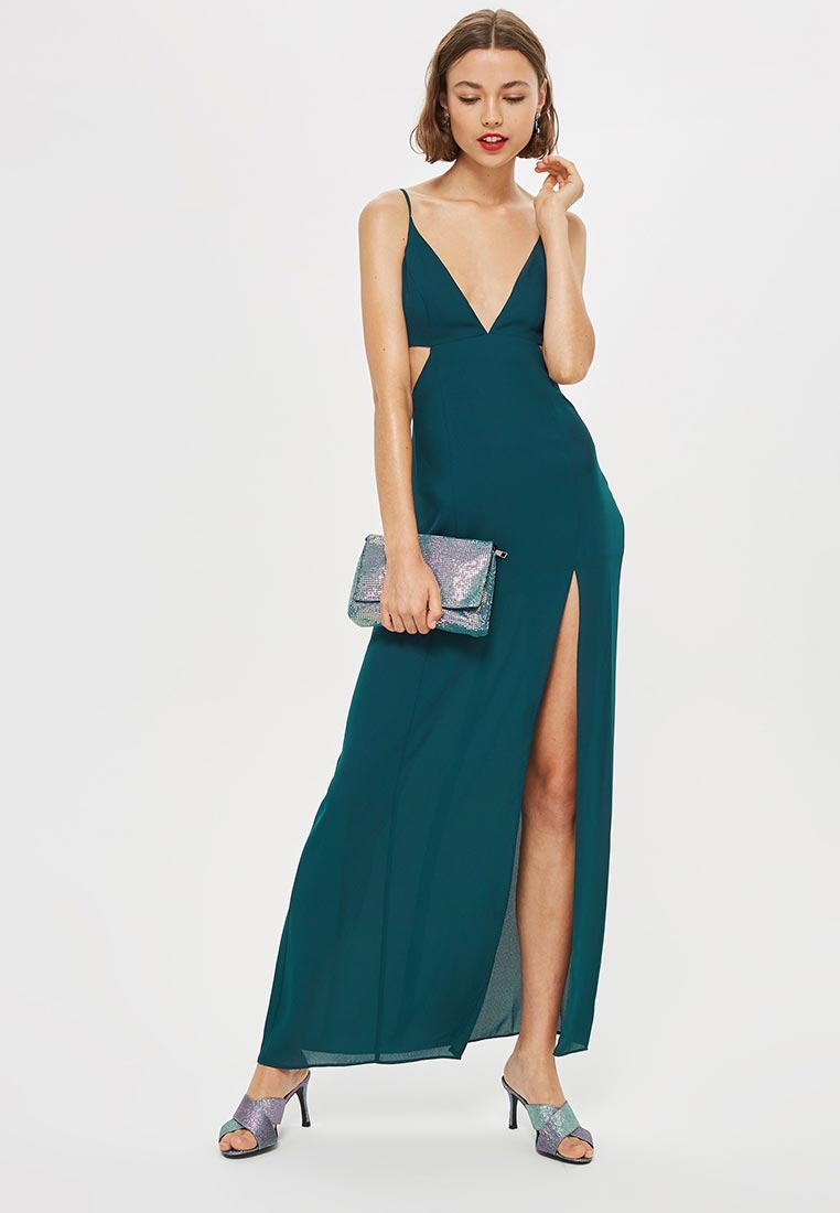 Вечернее / коктейльное платье Topshop (Топ Шоп) 10T06PTEA