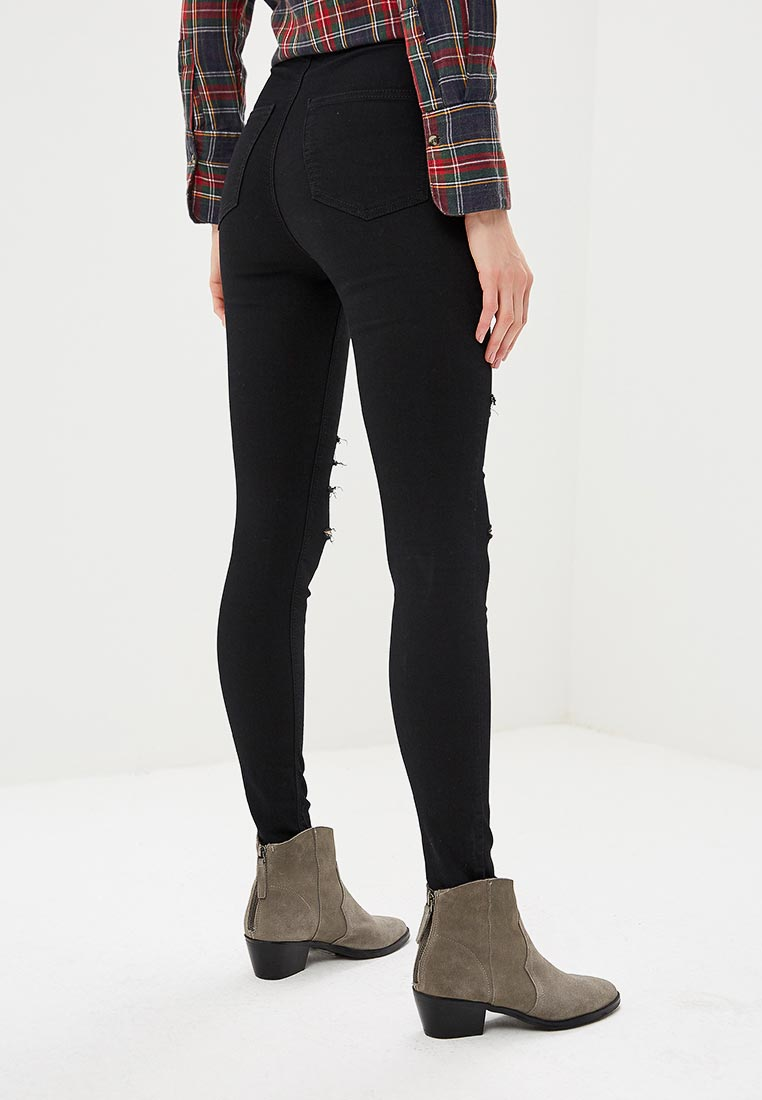 Зауженные джинсы Topshop (Топ Шоп) 02J05PBLK: изображение 3