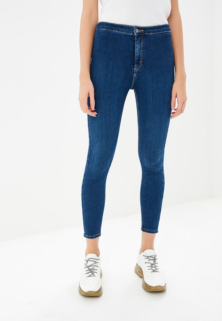 Зауженные джинсы Topshop (Топ Шоп) 02K01PBLU