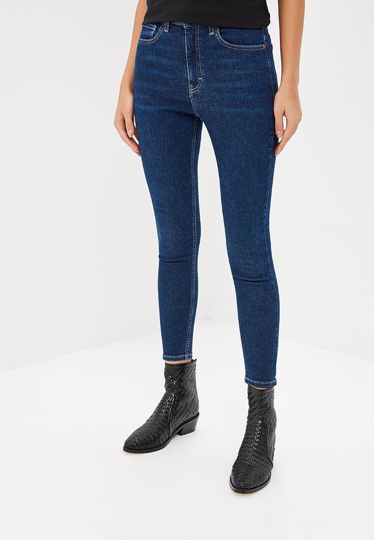 Зауженные джинсы Topshop (Топ Шоп) 02K04PIND