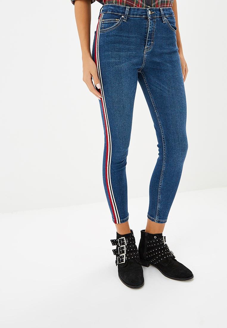 Зауженные джинсы Topshop (Топ Шоп) 02K22PIND