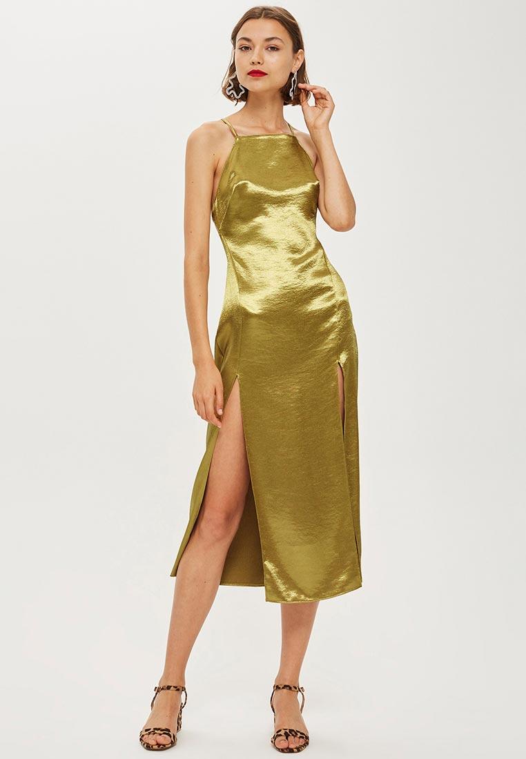 Вечернее / коктейльное платье Topshop (Топшоп) 10W05NCHT