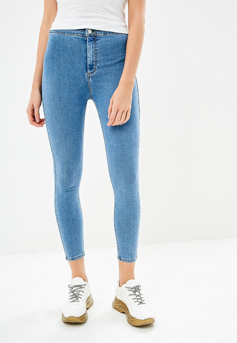 Зауженные джинсы Topshop (Топ Шоп) 02J01PBLC