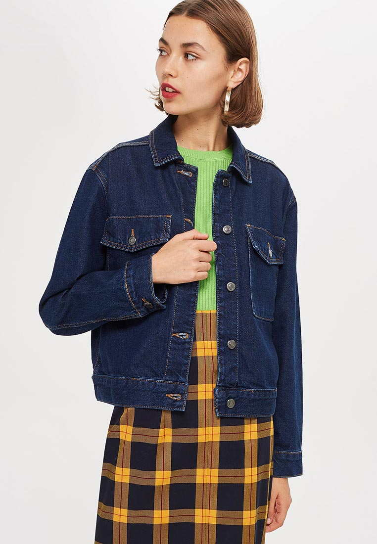 Джинсовая куртка Topshop (Топ Шоп) 05J97PIND