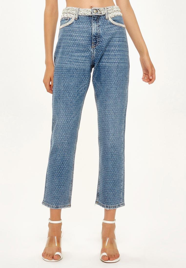Широкие и расклешенные джинсы Topshop (Топ Шоп) 02K63NMDT