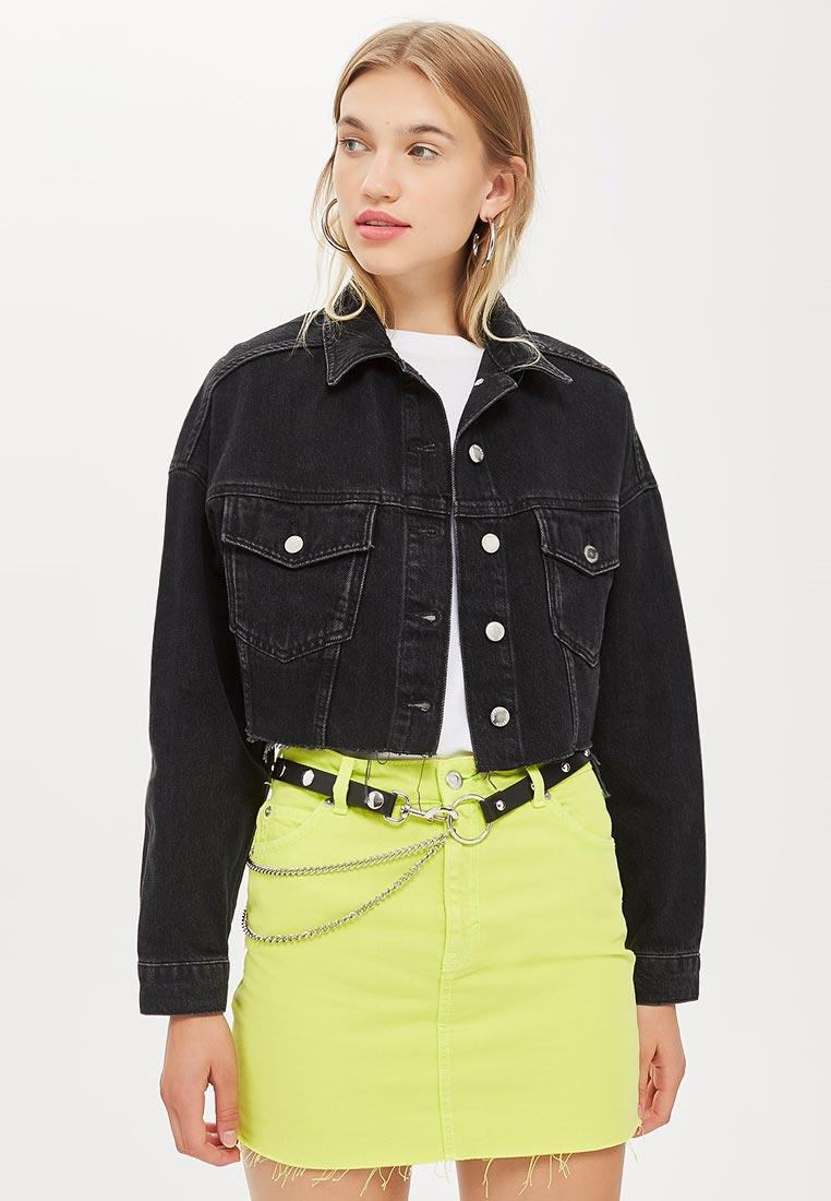 Джинсовая куртка Topshop (Топ Шоп) 05J96PWBK