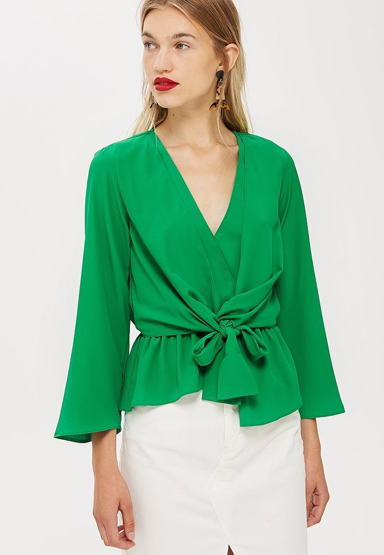 Блуза Topshop (Топ Шоп) 13D21PGRN