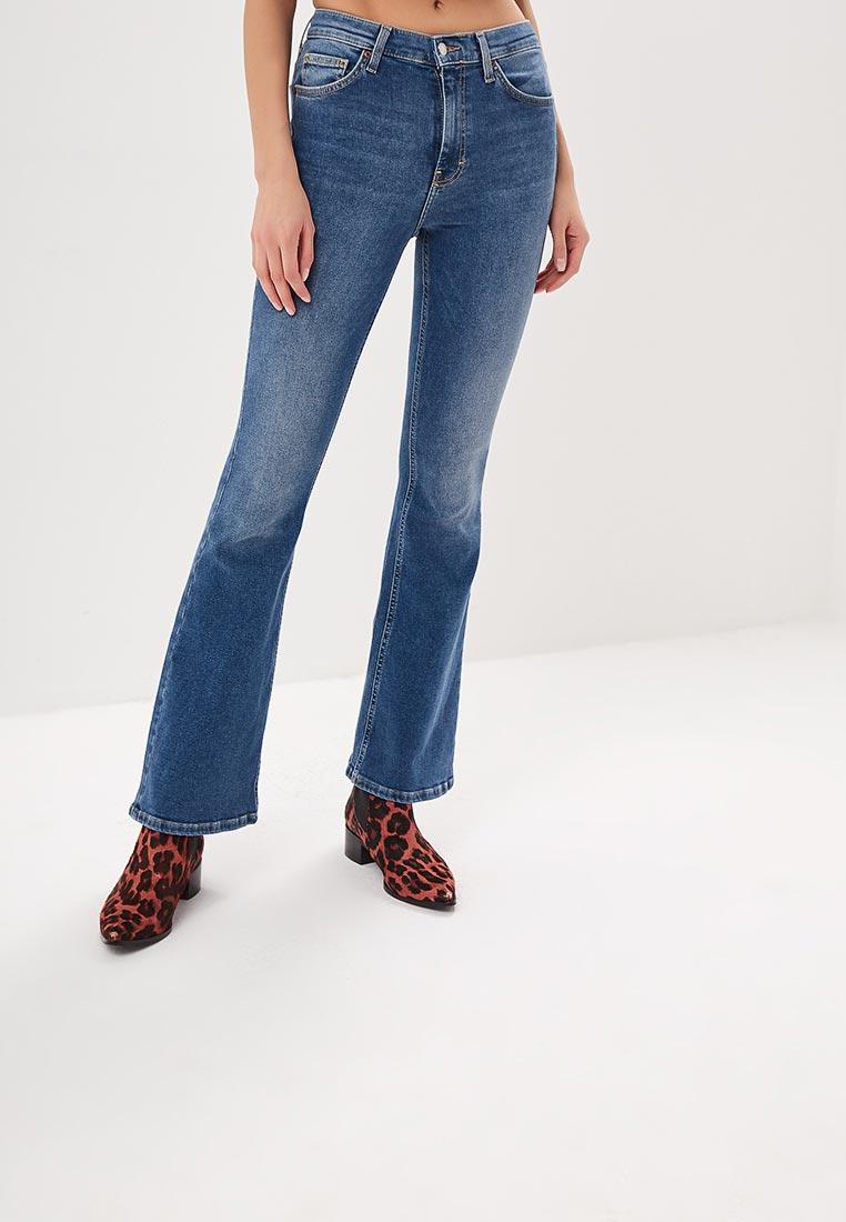 Широкие и расклешенные джинсы Topshop (Топ Шоп) 02F02PMDT