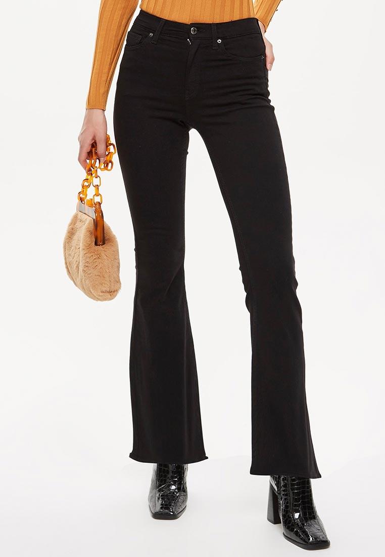 Широкие и расклешенные джинсы Topshop (Топ Шоп) 26A15PBLK