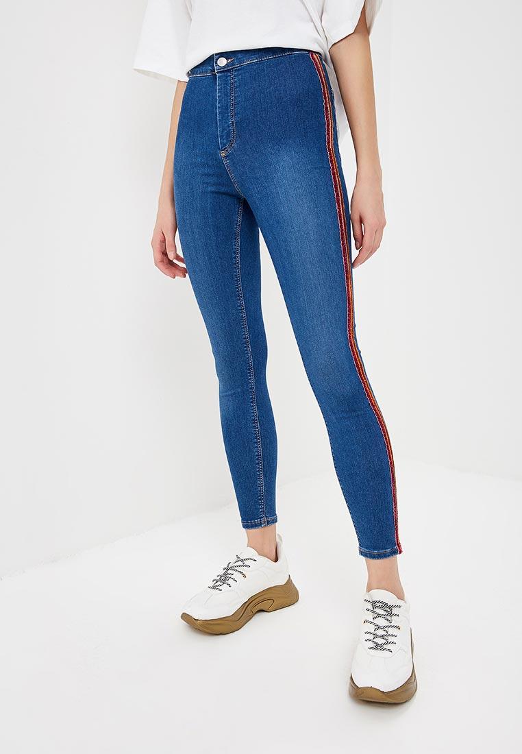Зауженные джинсы Topshop (Топ Шоп) 02J17PIND