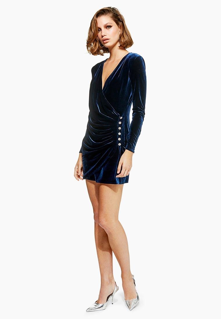 Вечернее / коктейльное платье Topshop (Топшоп) 10A07PNAV