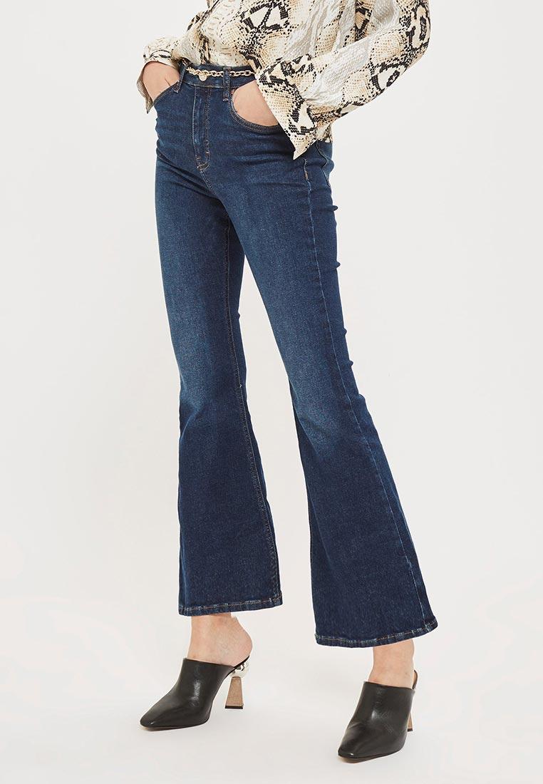 Широкие и расклешенные джинсы Topshop (Топ Шоп) 26A04PIND