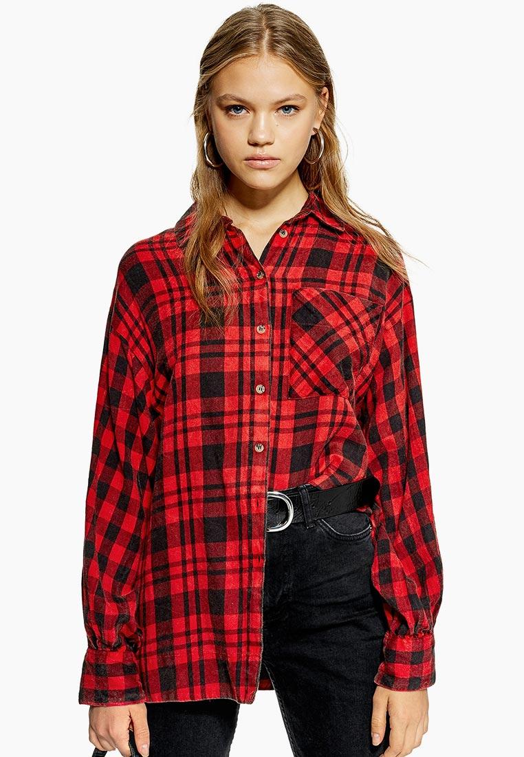 Женские рубашки с длинным рукавом Topshop (Топ Шоп) 13J03PRED