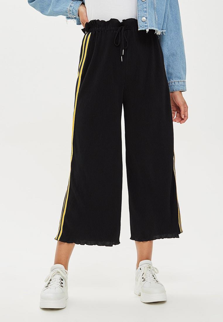 Женские спортивные брюки Topshop (Топ Шоп) 16M01PBLK