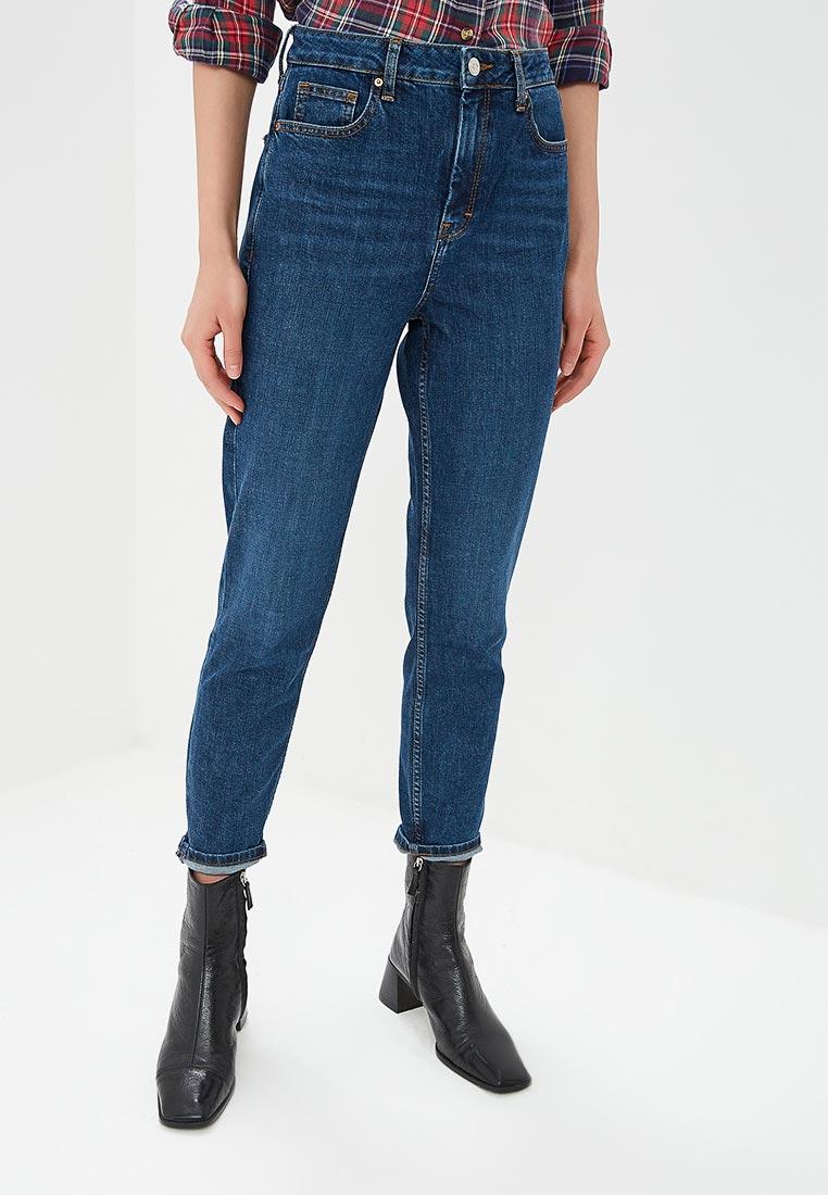 Зауженные джинсы Topshop (Топ Шоп) 02B02NIND