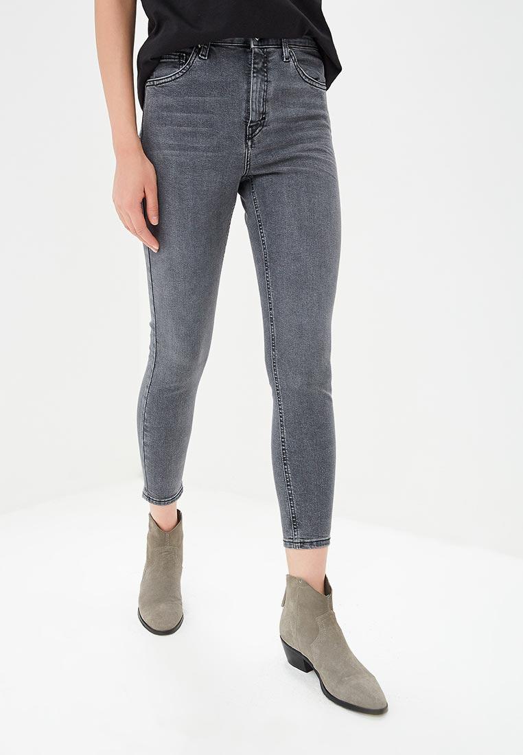 Зауженные джинсы Topshop (Топ Шоп) 02K13PGRY