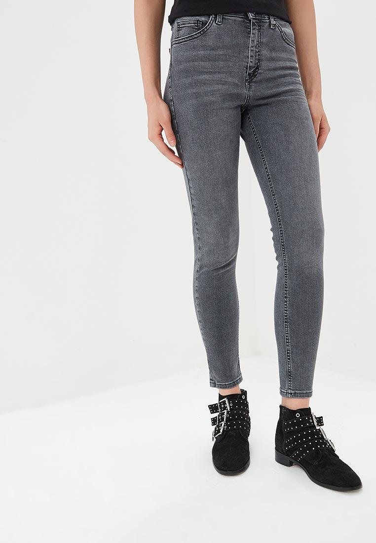 Зауженные джинсы Topshop (Топ Шоп) 02K14PGRY