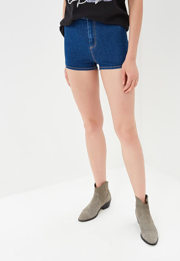 Женские джинсовые шорты Topshop (Топ Шоп) 05A99NMDT