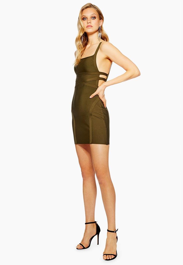Вечернее / коктейльное платье Topshop (Топ Шоп) 10A10PKHA
