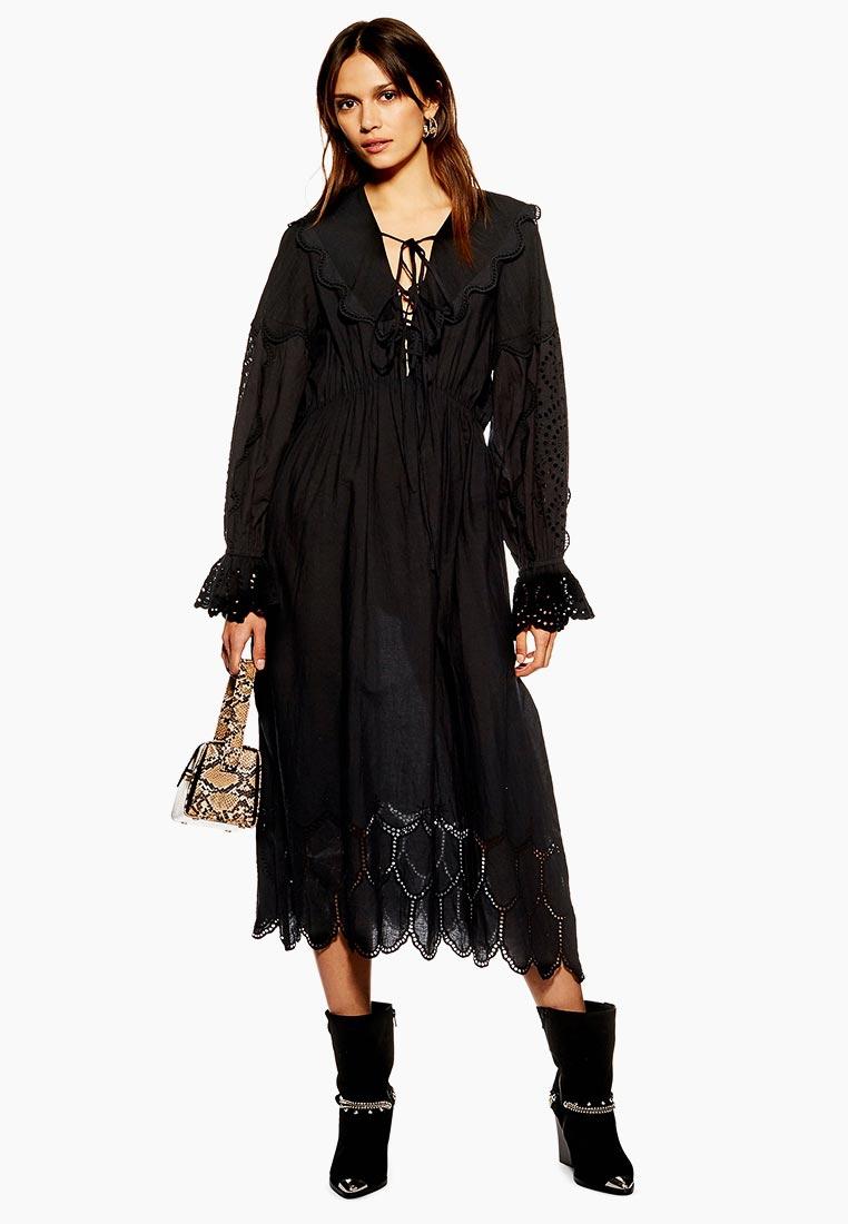 Платье Topshop (Топ Шоп) 10C13PBLK