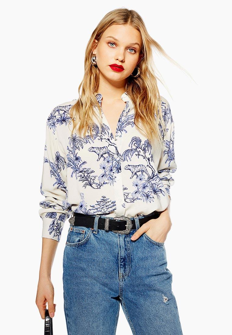 Блуза Topshop (Топ Шоп) 13M01QIVR