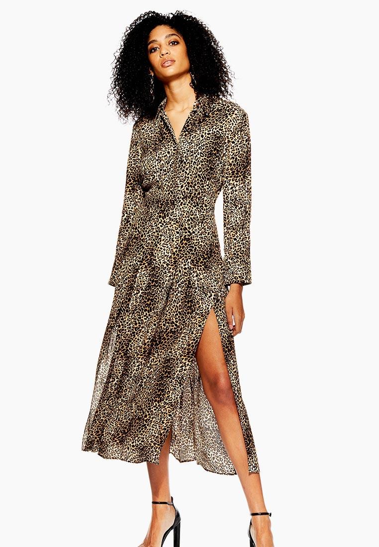 Платье Topshop (Топ Шоп) 10T25PBRN
