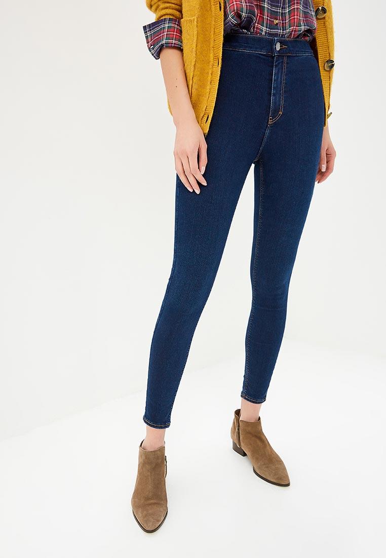 Зауженные джинсы Topshop (Топ Шоп) 02J14QIND