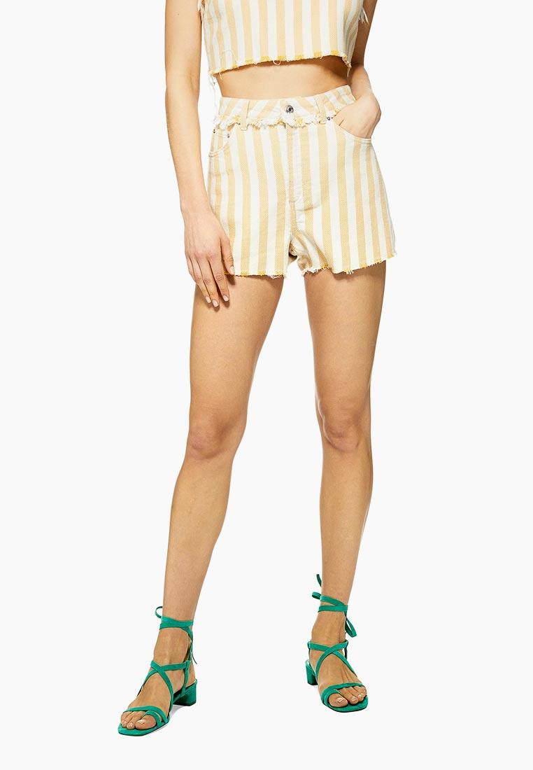 Женские джинсовые шорты Topshop (Топ Шоп) 05F39PYLW