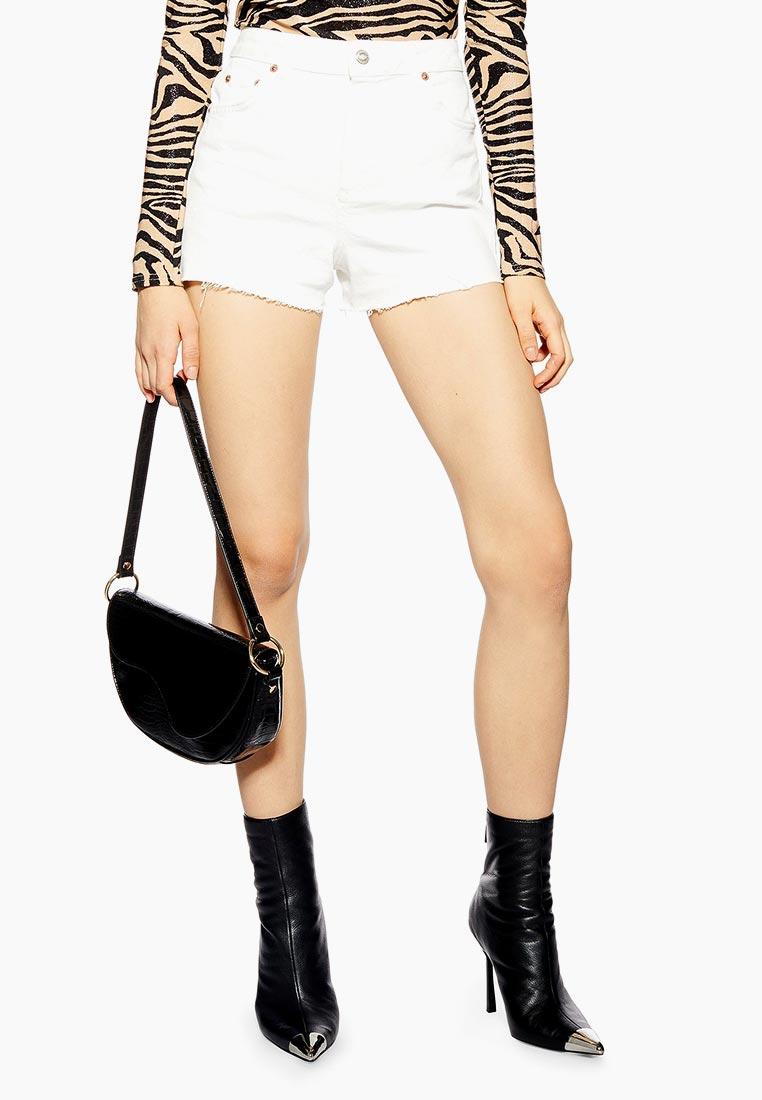 Женские джинсовые шорты Topshop (Топ Шоп) 05A43PWHT