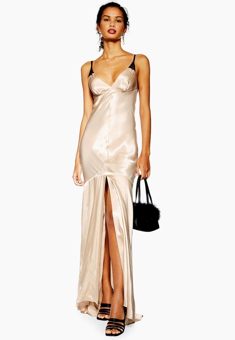 Вечернее / коктейльное платье Topshop (Топ Шоп) 10U17QCMP