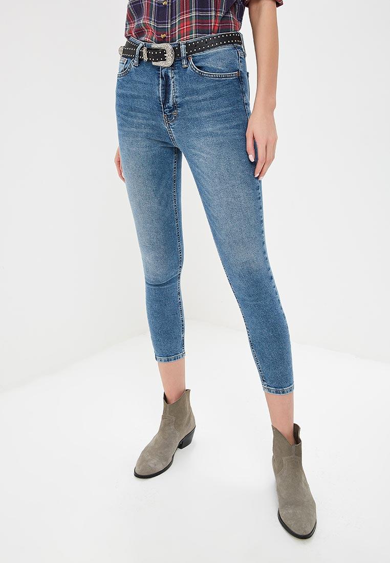 Зауженные джинсы Topshop (Топ Шоп) 02K32QMDT
