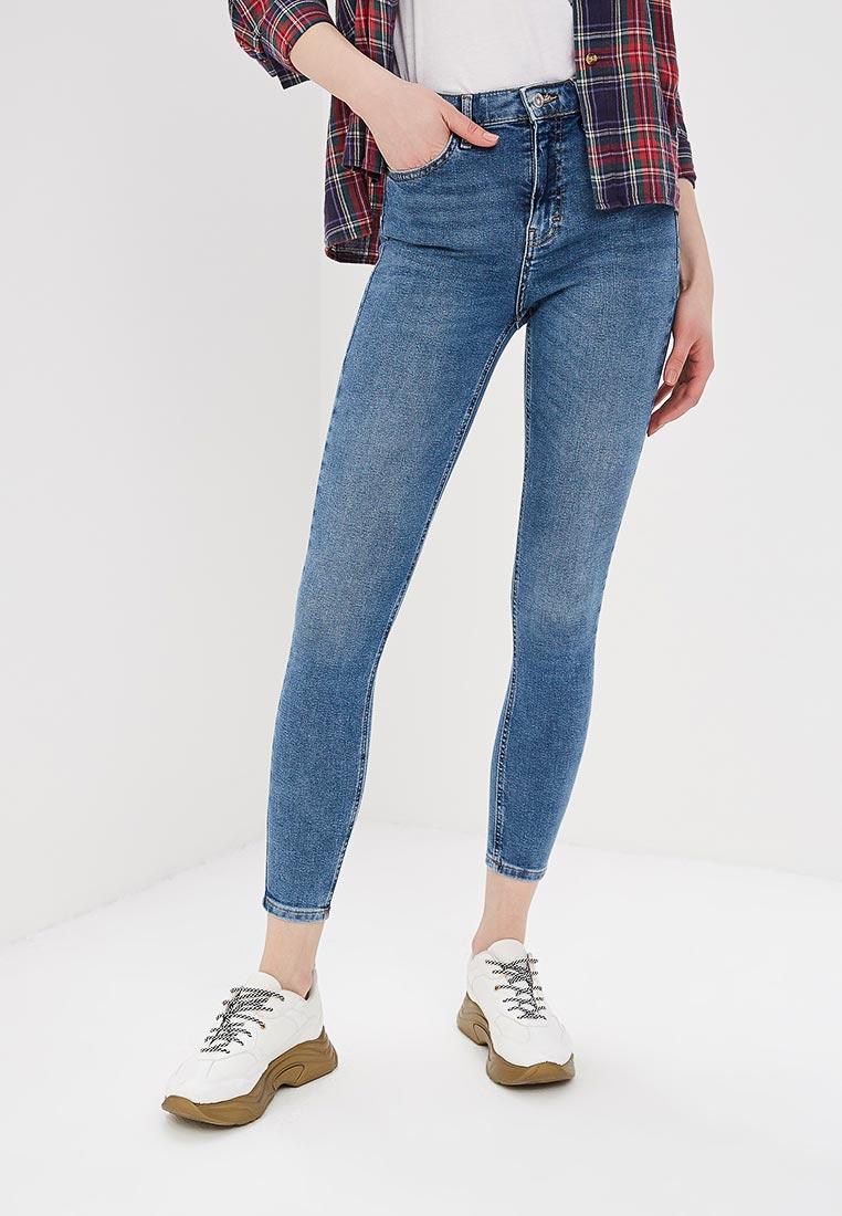 Зауженные джинсы Topshop (Топ Шоп) 02K33QMDT