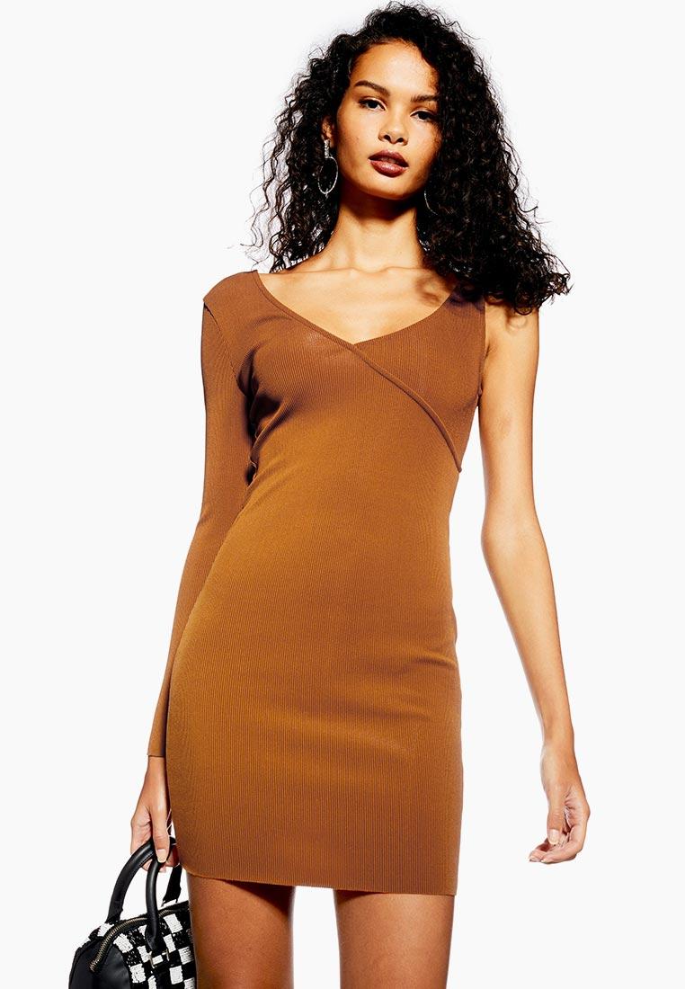 Вечернее / коктейльное платье Topshop (Топ Шоп) 10A05QRST