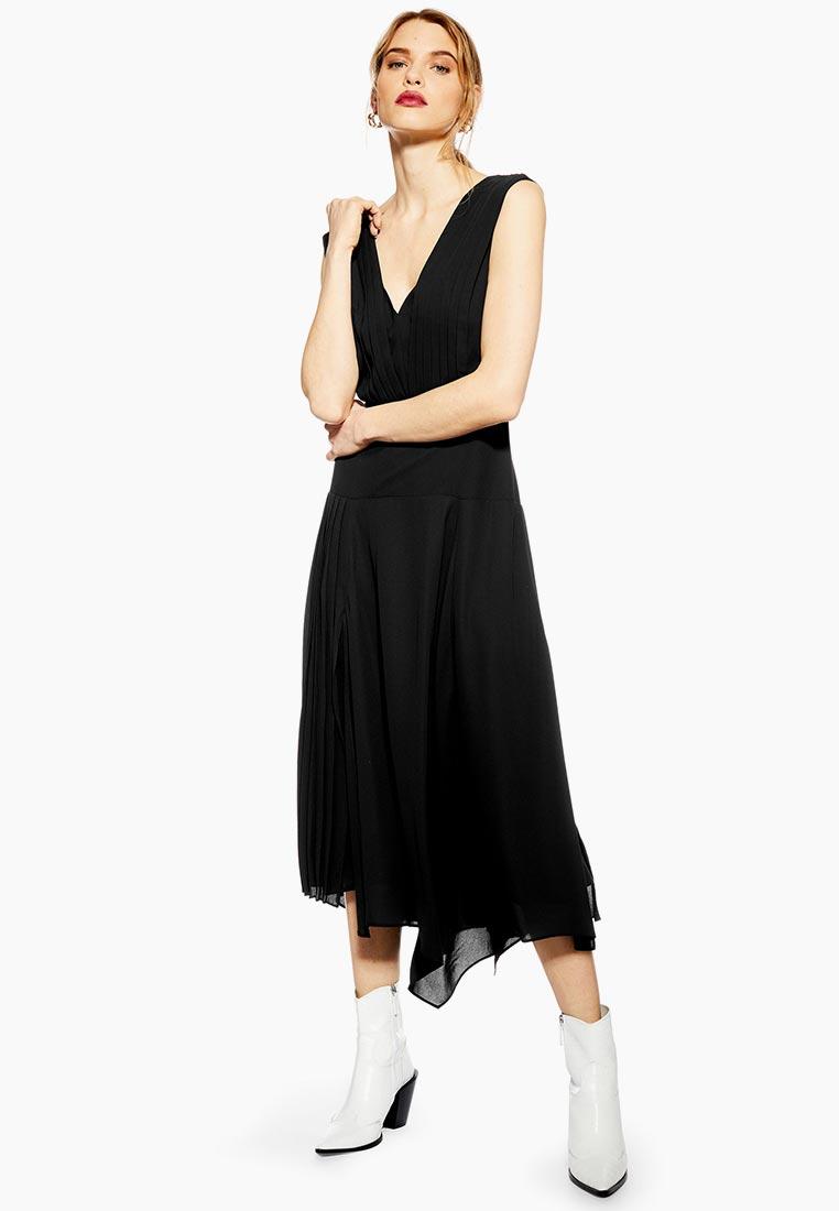 Вечернее / коктейльное платье Topshop (Топшоп) 10K14QBLK