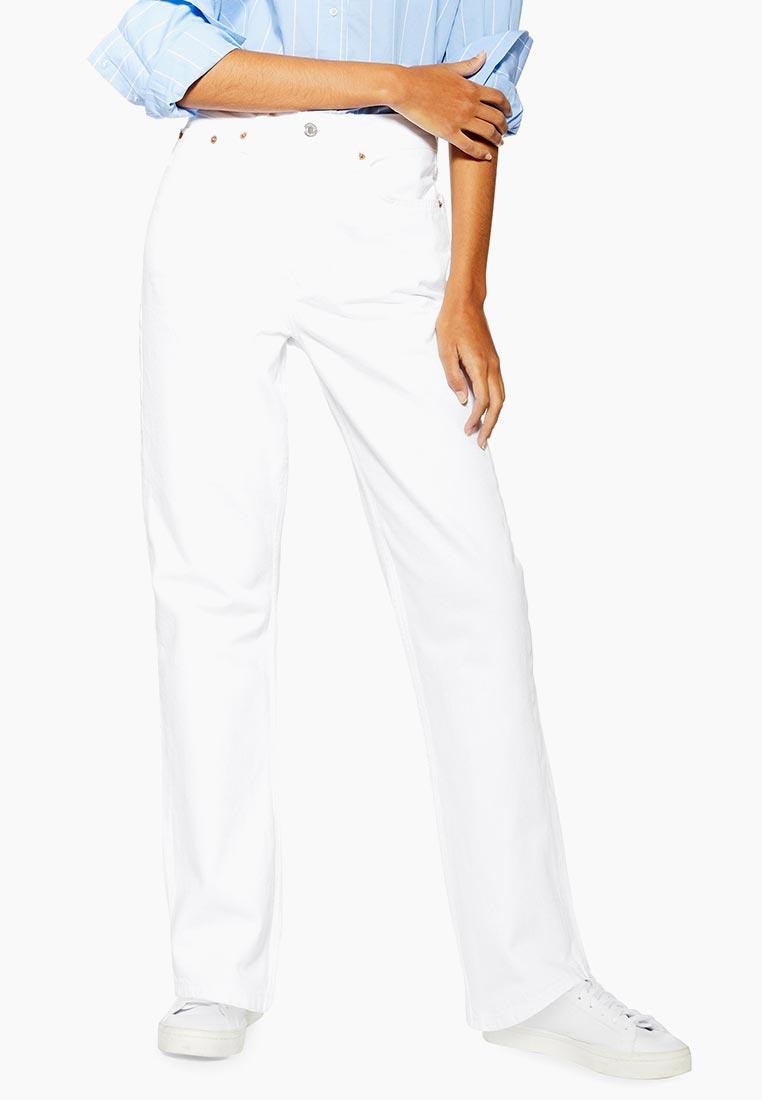 Широкие и расклешенные джинсы Topshop (Топ Шоп) 02X02QWHT