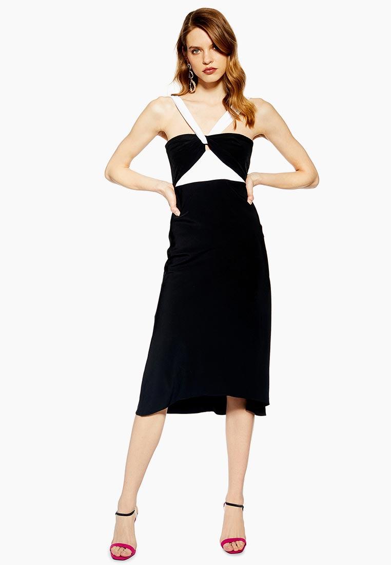 Вечернее / коктейльное платье Topshop (Топ Шоп) 10U25QMON