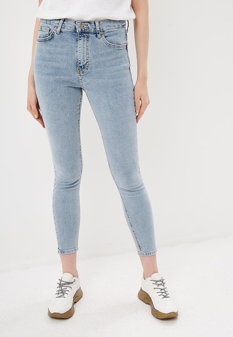 Зауженные джинсы Topshop (Топ Шоп) 02K23QBLC