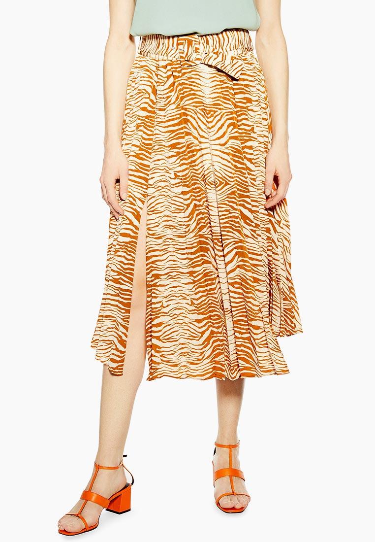 Широкая юбка Topshop (Топшоп) 27N40QOGE