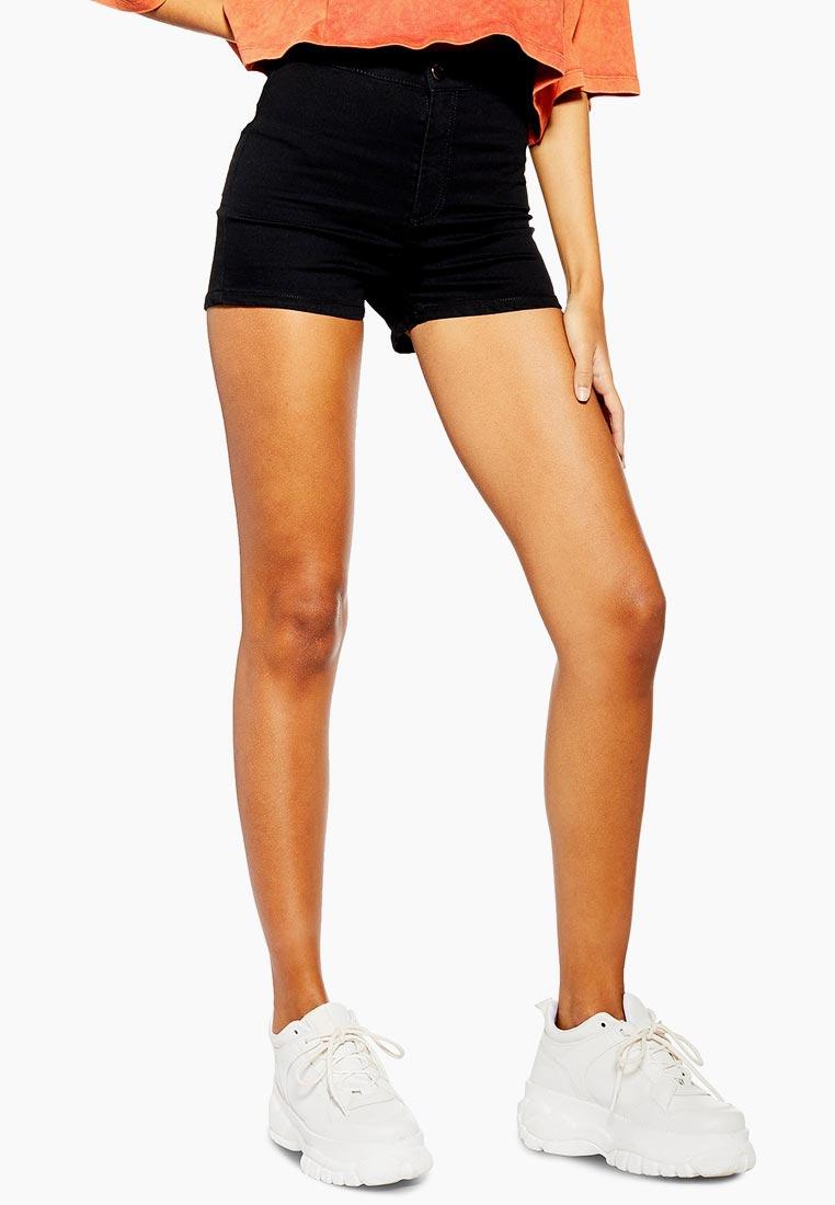 Женские джинсовые шорты Topshop (Топ Шоп) 05A41PBLK