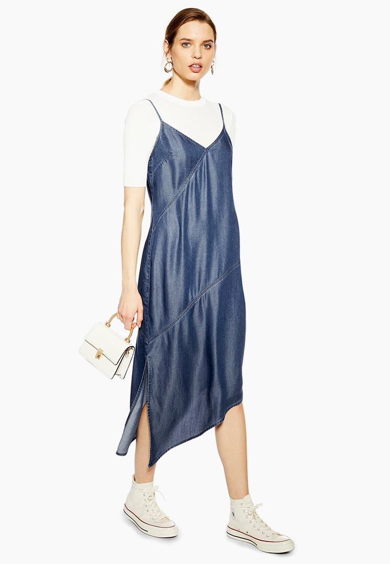 Платье Topshop (Топ Шоп) 05P75PIND