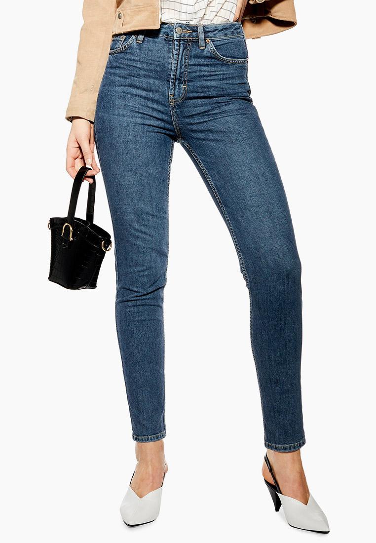 Зауженные джинсы Topshop (Топ Шоп) 02B02PMDT