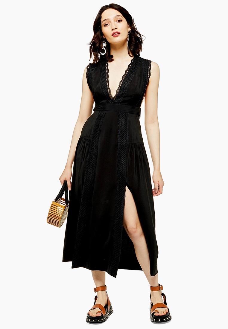 Вечернее / коктейльное платье Topshop (Топ Шоп) 10K29QBLK
