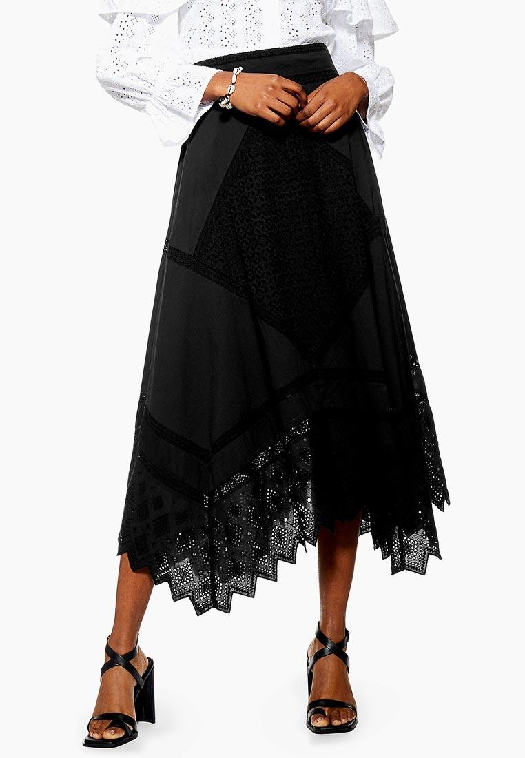 Широкая юбка Topshop (Топ Шоп) 27A11QBLK