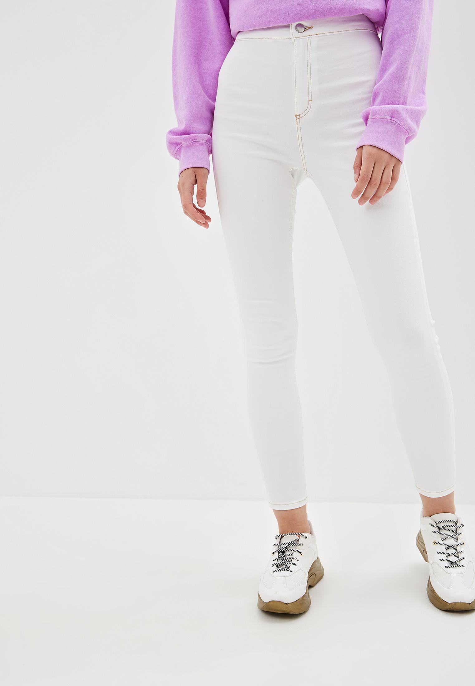 Зауженные джинсы Topshop (Топ Шоп) 02J02QOFF