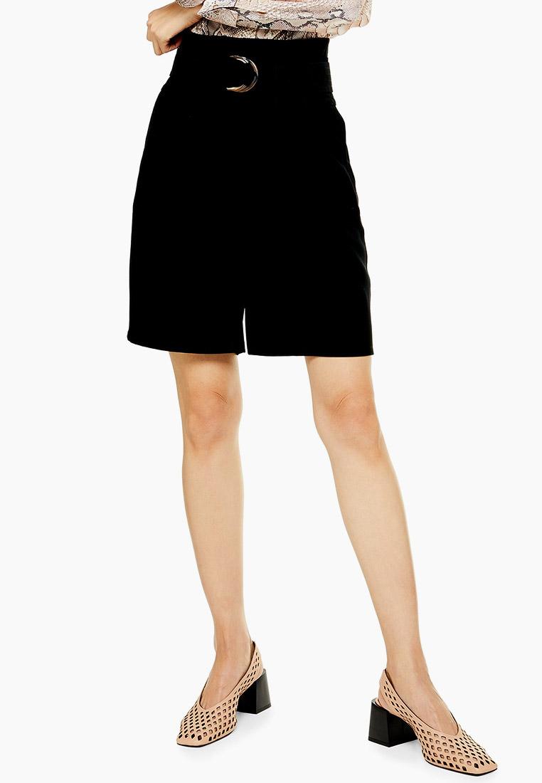Женские повседневные шорты Topshop (Топ Шоп) 14M08QBLK