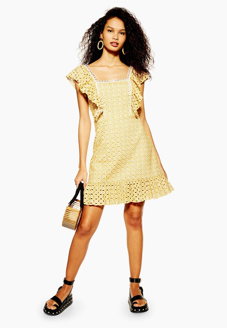 Платье Topshop (Топ Шоп) 10J66QYLW