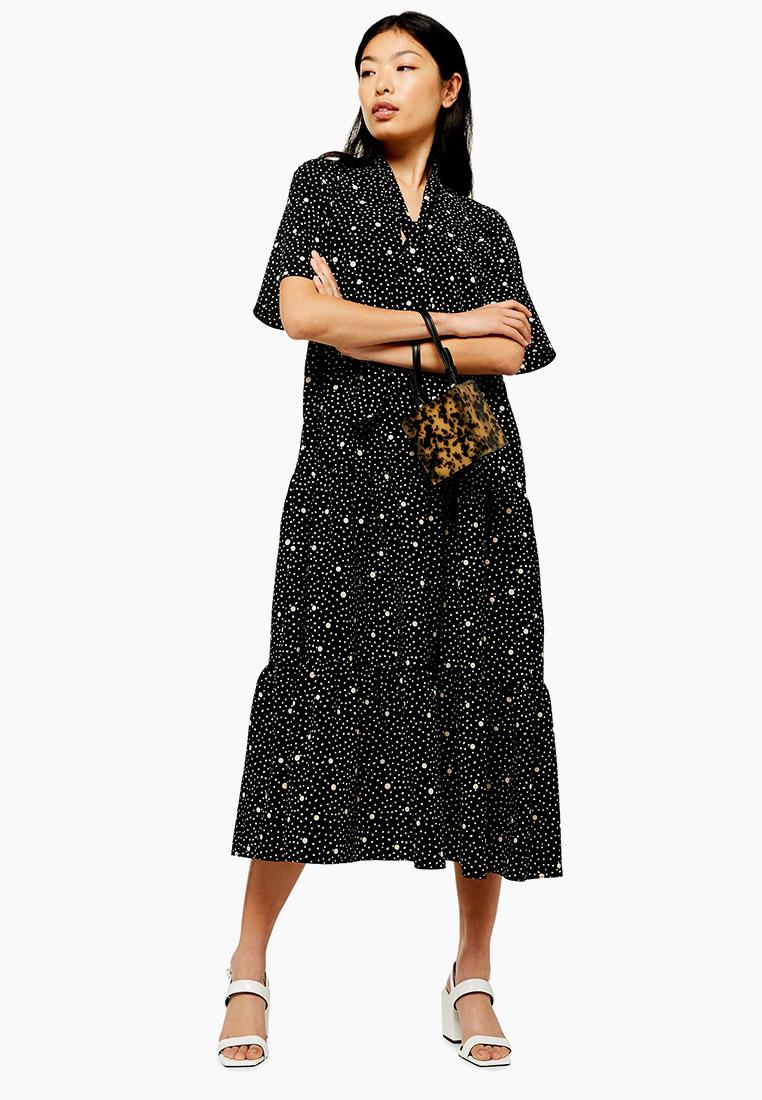 Платье Topshop (Топ Шоп) 10S03RBLK